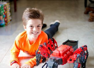Meccano Robot Toy Reviews: Daily Kids Review Toys