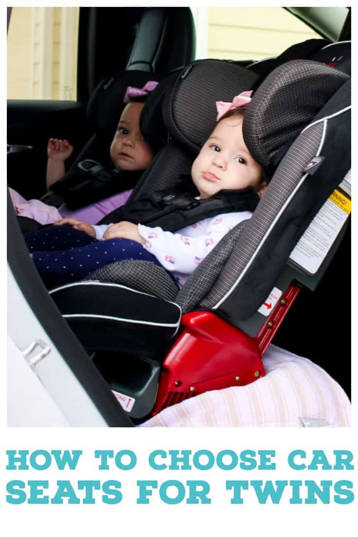 Choosing Car Seats For Twins 4 Daily Mom Parents Portal