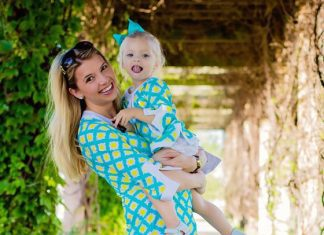 Mommy & Me: Coordinating Clothing For The Entire Family
