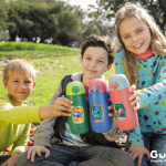 Giveaway: Gululu Go Smart Water Bottle