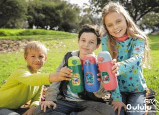 Giveaway: Gululu Go Smart Water Bottle