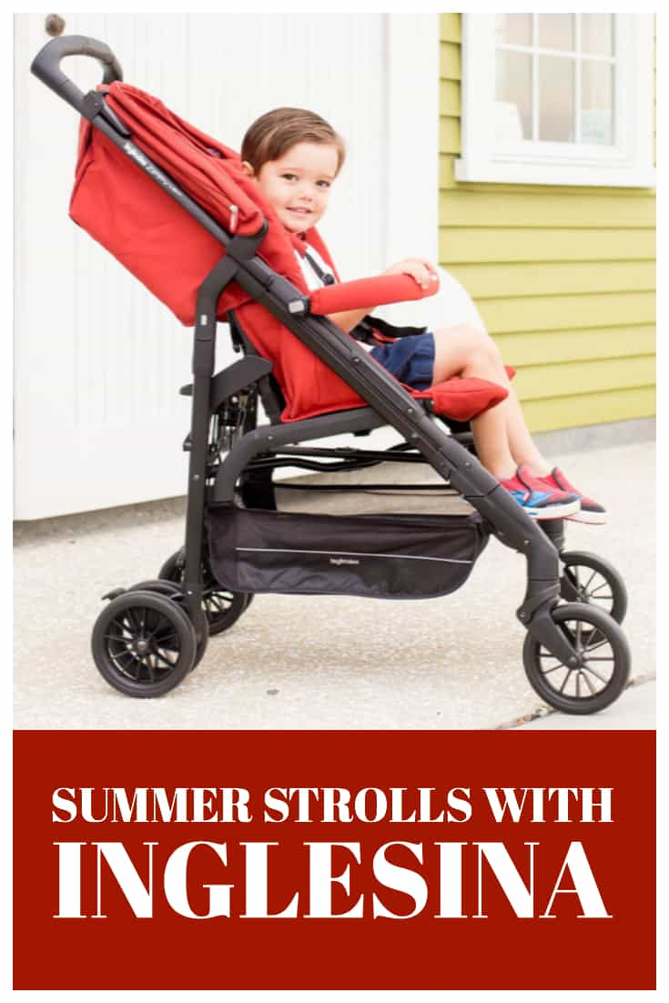 Summer Strolls with Inglesina 13 Daily Mom Parents Portal