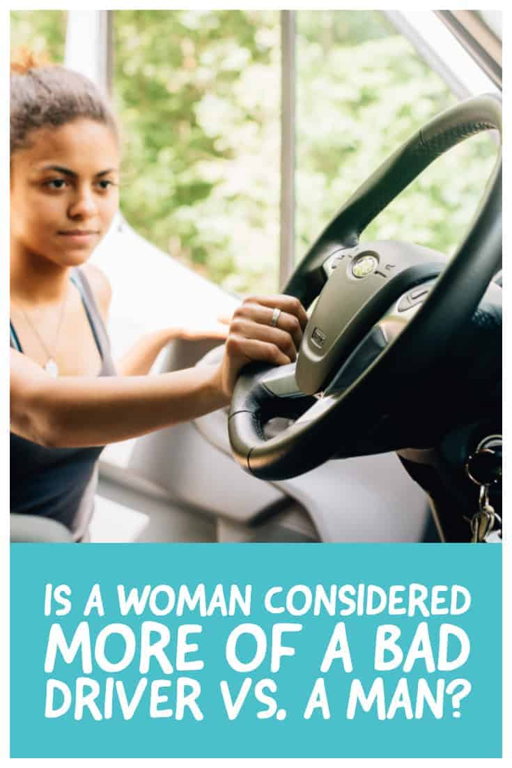 Is A Woman Considered More Of A Bad Driver Vs. A Man? Myth Busted 4 Daily Mom Parents Portal