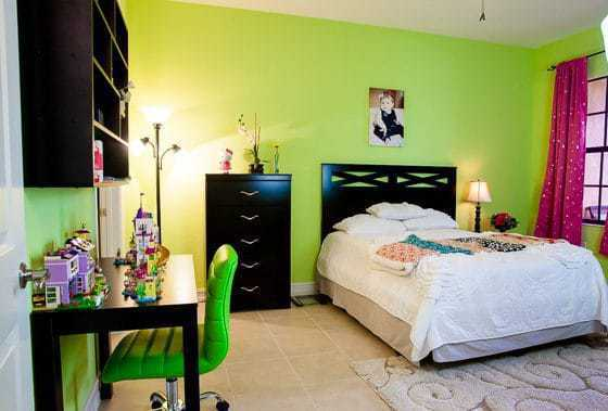 A Kid's Room Makeover For Under $600