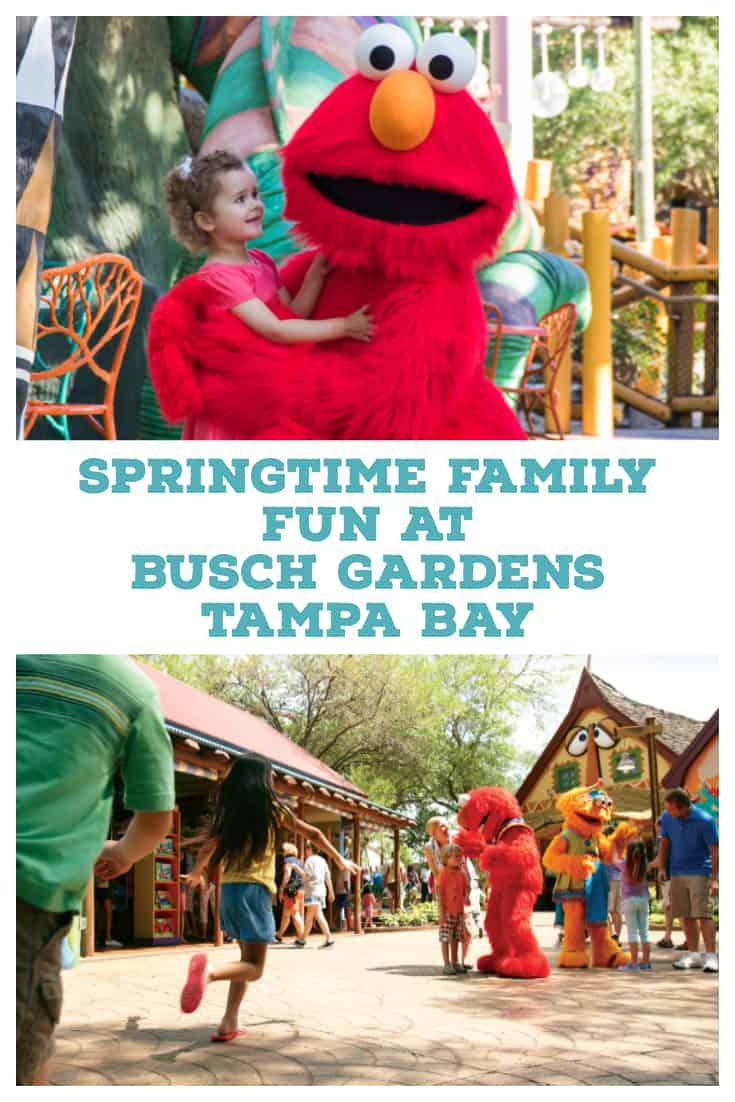 Springtime Family Fun at Busch Gardens Tampa Bay 9 Daily Mom Parents Portal