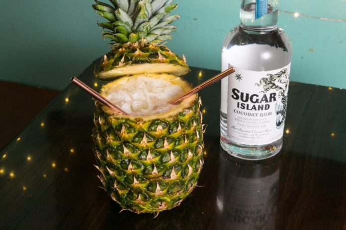 Pineapple Punch Para Dos 3