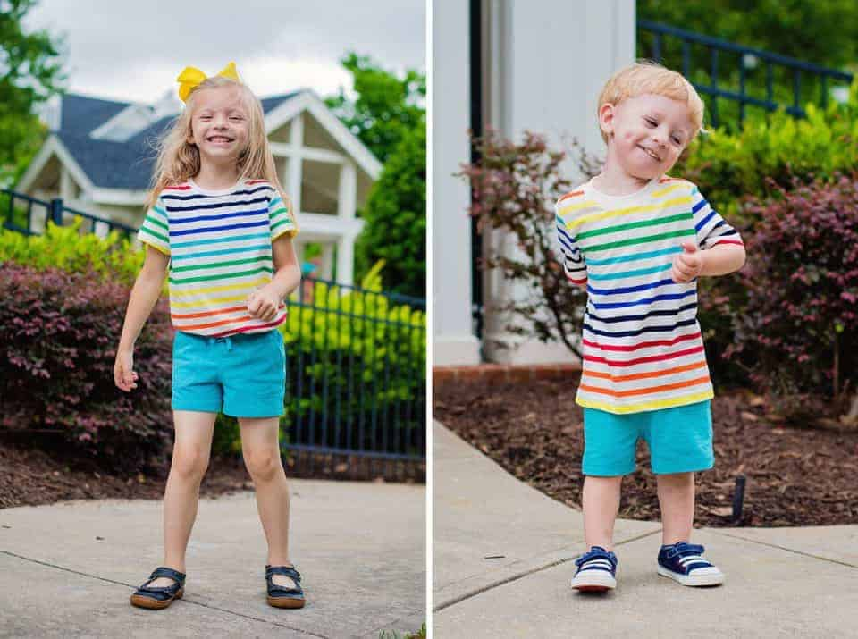 Spreading Joy with Rainbow Stripes by Primary 3 Daily Mom Parents Portal