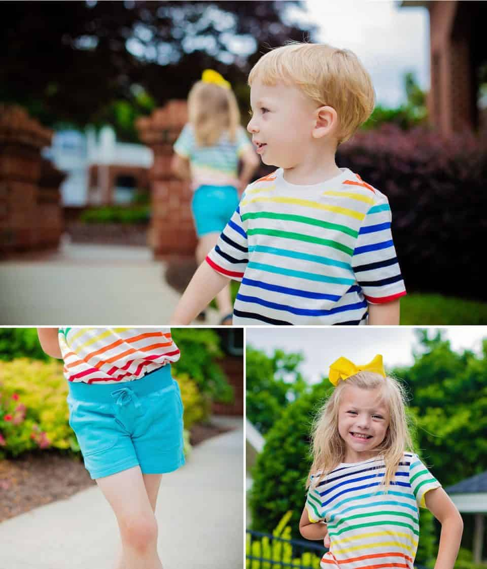Spreading Joy with Rainbow Stripes by Primary 7 Daily Mom Parents Portal