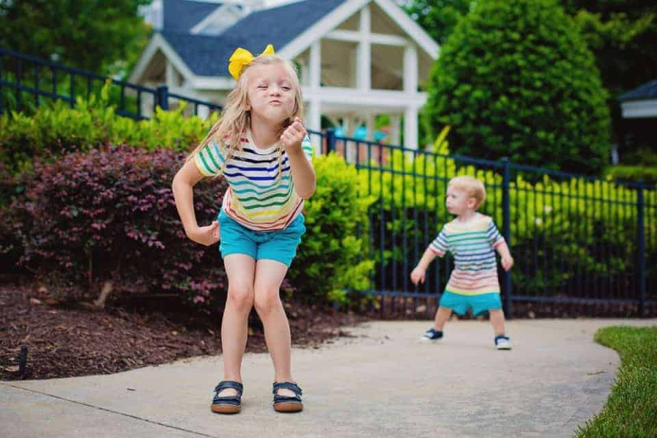 Spreading Joy with Rainbow Stripes by Primary 5 Daily Mom Parents Portal