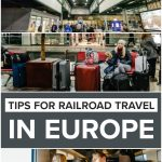 Tips for Traveling via Railroads in Europe 1 Daily Mom Parents Portal
