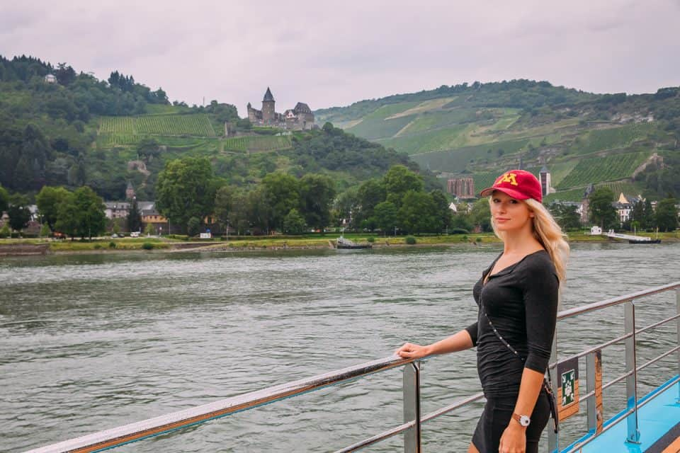 Rhine River Cruise on AmaKristina and the Enchanting River Rhine 126 Daily Mom Parents Portal