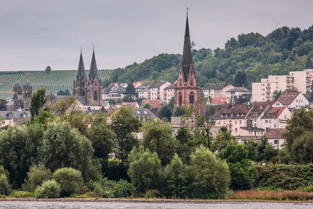 Rhine River Cruise On Amakristina And The Enchanting River Rhine