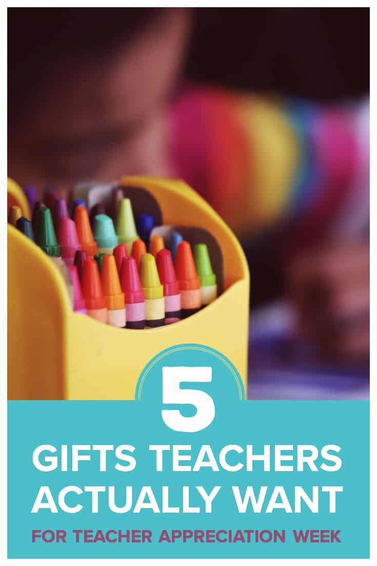 Teacher Appreciation Gifts: 5 Gifts Teachers Will Actually Love 6 Daily Mom Parents Portal