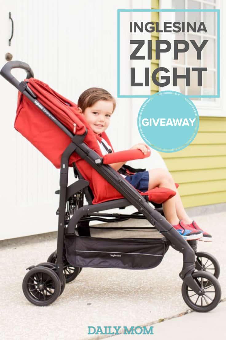 Giveaway: Inglesina Zippy Light 3 Daily Mom Parents Portal