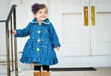 Winter Wonderland Kids' Outerwear 2015
