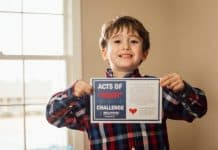Celebrating Valentine's Day With Acts Of Heart