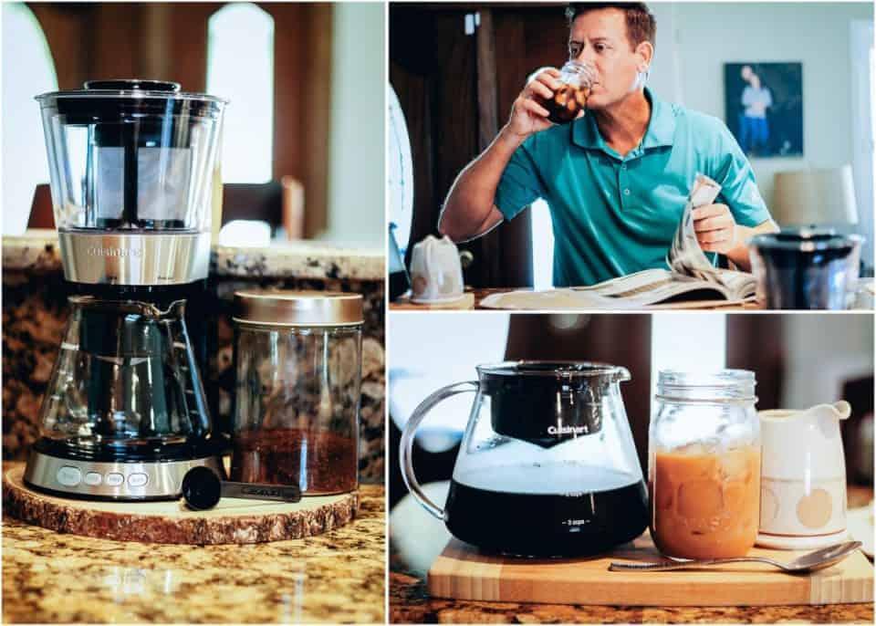 cuisinart automatic cold brew coffeemaker