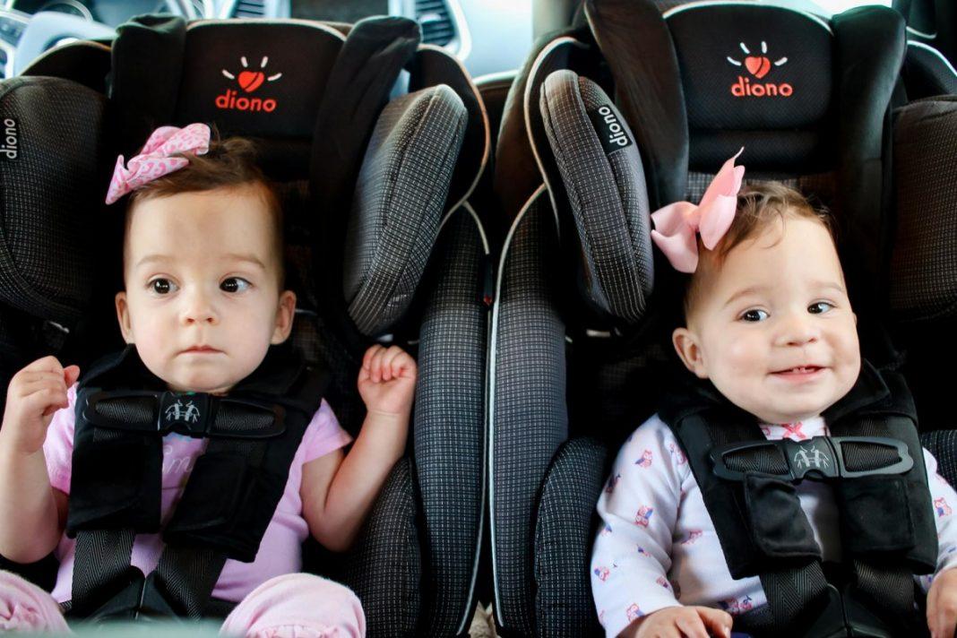 Choosing Car Seats For Twins