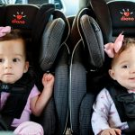 Choosing Car Seats For Twins