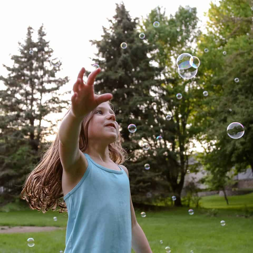Backyard Bubbles for the Win - Introducing Fobble's Bubble Machine 2 Daily Mom Parents Portal