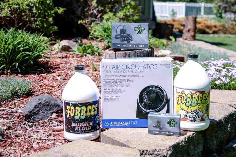 Backyard Bubbles for the Win - Introducing Fobble's Bubble Machine 8 Daily Mom Parents Portal