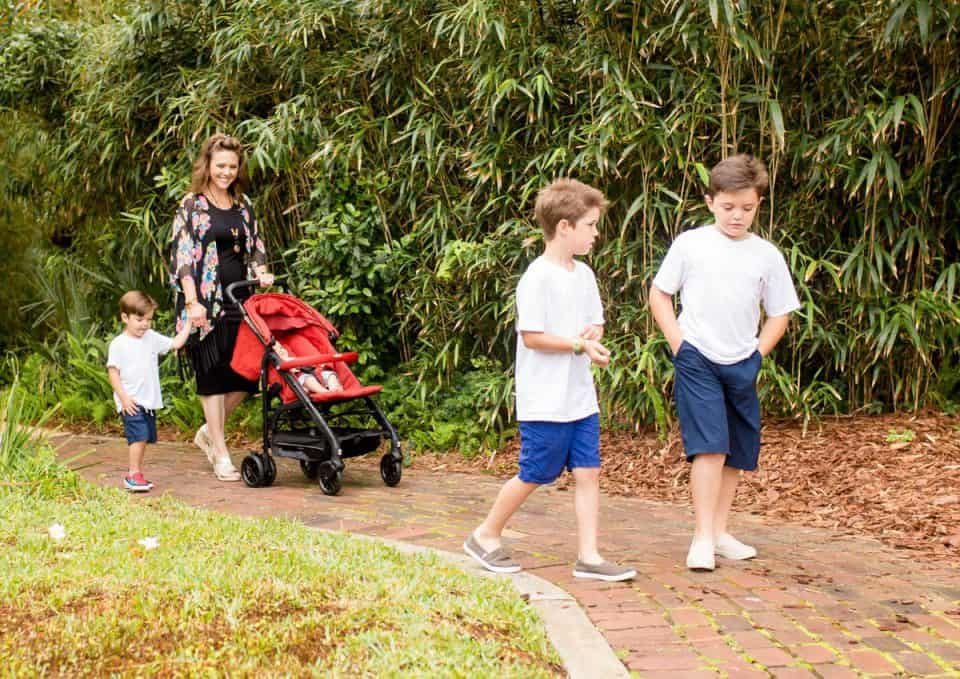Summer Strolls with Inglesina 8 Daily Mom Parents Portal