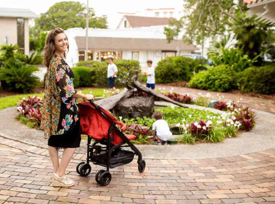 Summer Strolls with Inglesina 9 Daily Mom Parents Portal