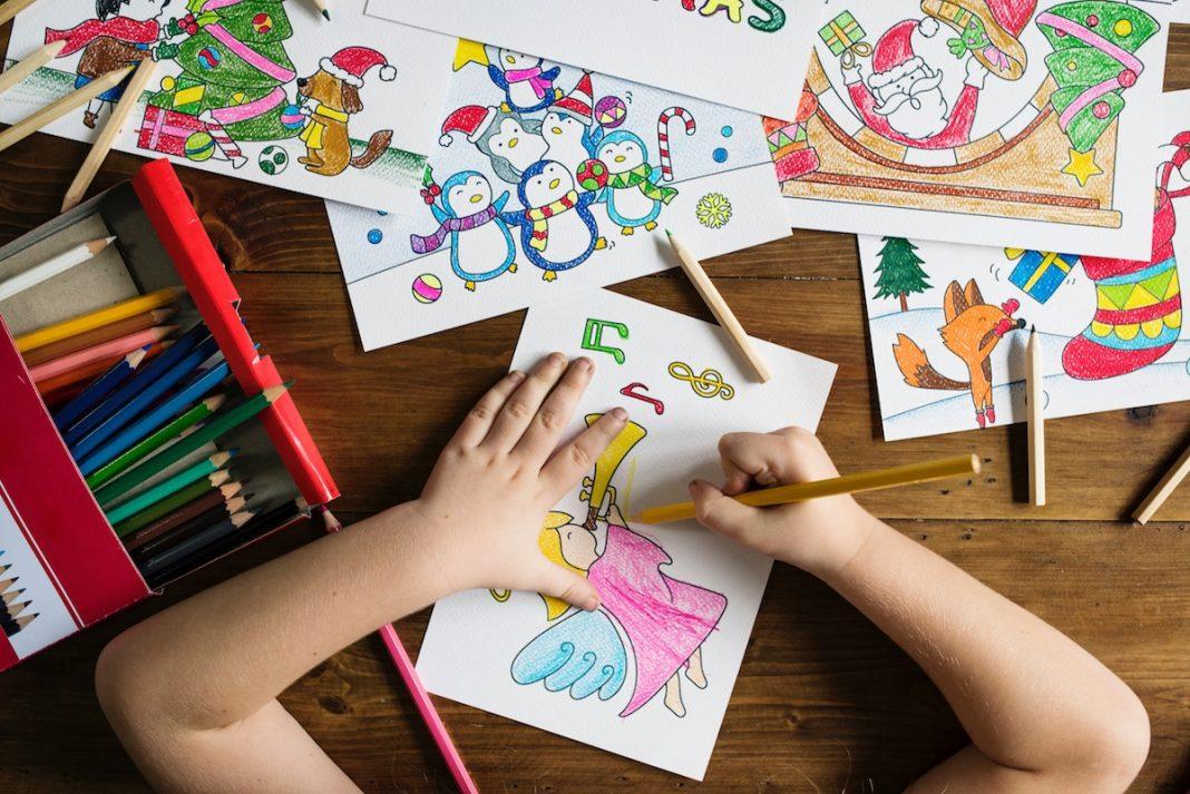 Keepsake Bins: Organizing Your Child's School & Art Work