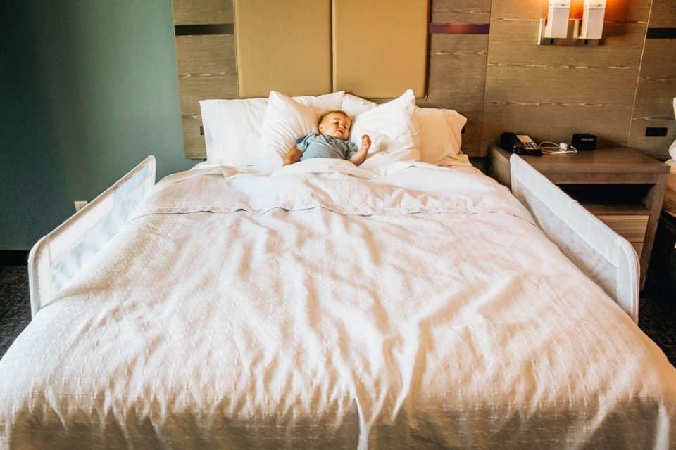 regalo baby bed rails