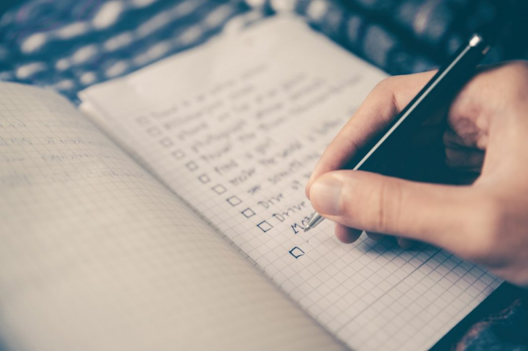 5 Things To Do On A Sunday To Organize For The Week Ahead
