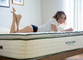 Going Green With Avocado Green Mattress