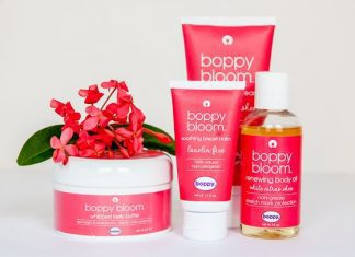 Boppy Bloom: New Skincare For Expecting And Nursing Moms