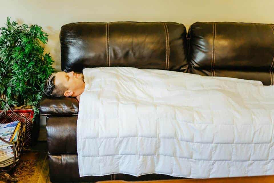 COOLMAX Weighted Blanket6