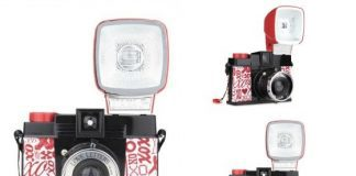 Diana F+ Love Letters Camera Giveaway