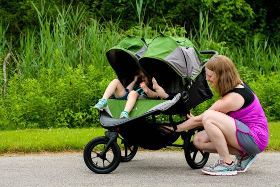 Gear Guide Baby Jogger Summit X3 Double Stroller