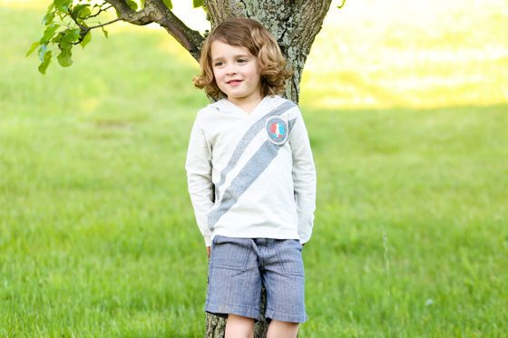 Summer Attire For Little Citizen By Tea Collection
