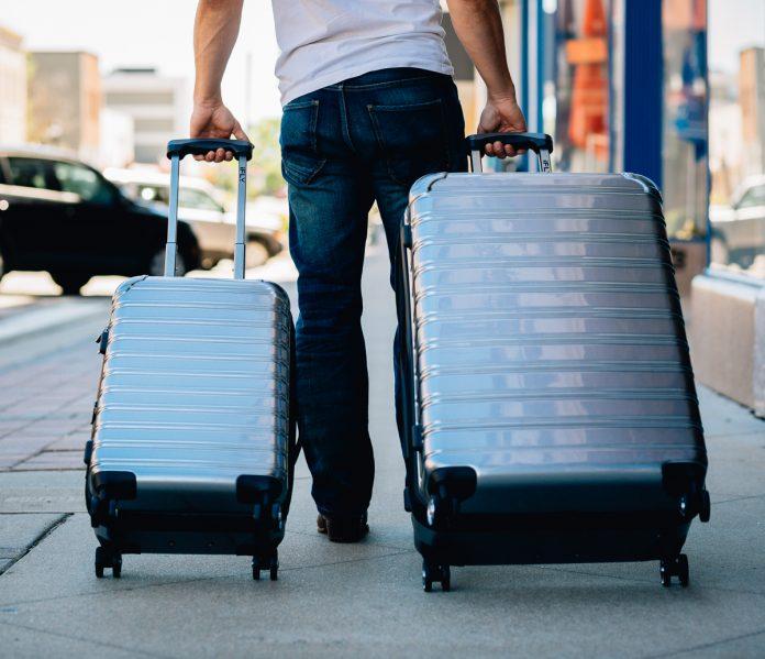 Ifly Luggage 2