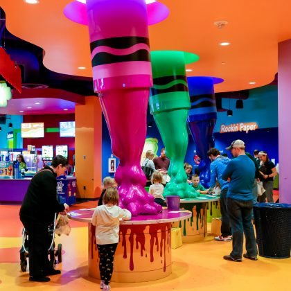 Mall Of America Family Staycation 93