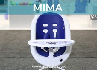 Editor's Picks From The Jpma Baby Show 2018: Mima Kids