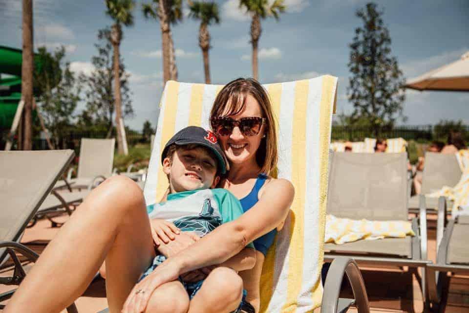 Orlando family vacation