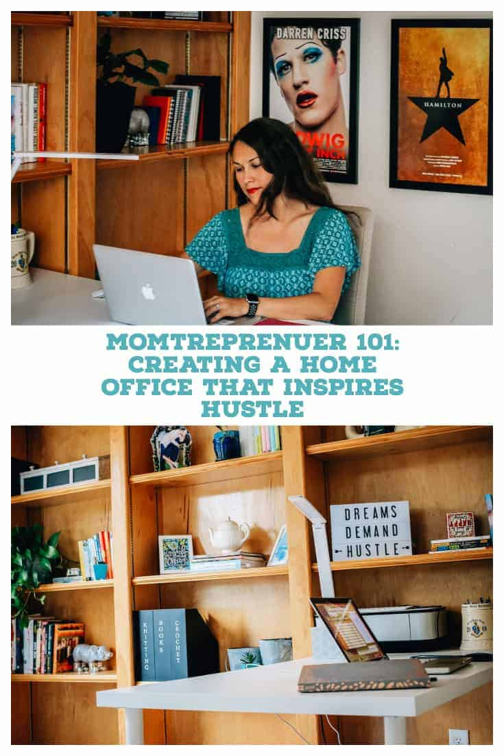 Creating a Home Office that inspires Hustle