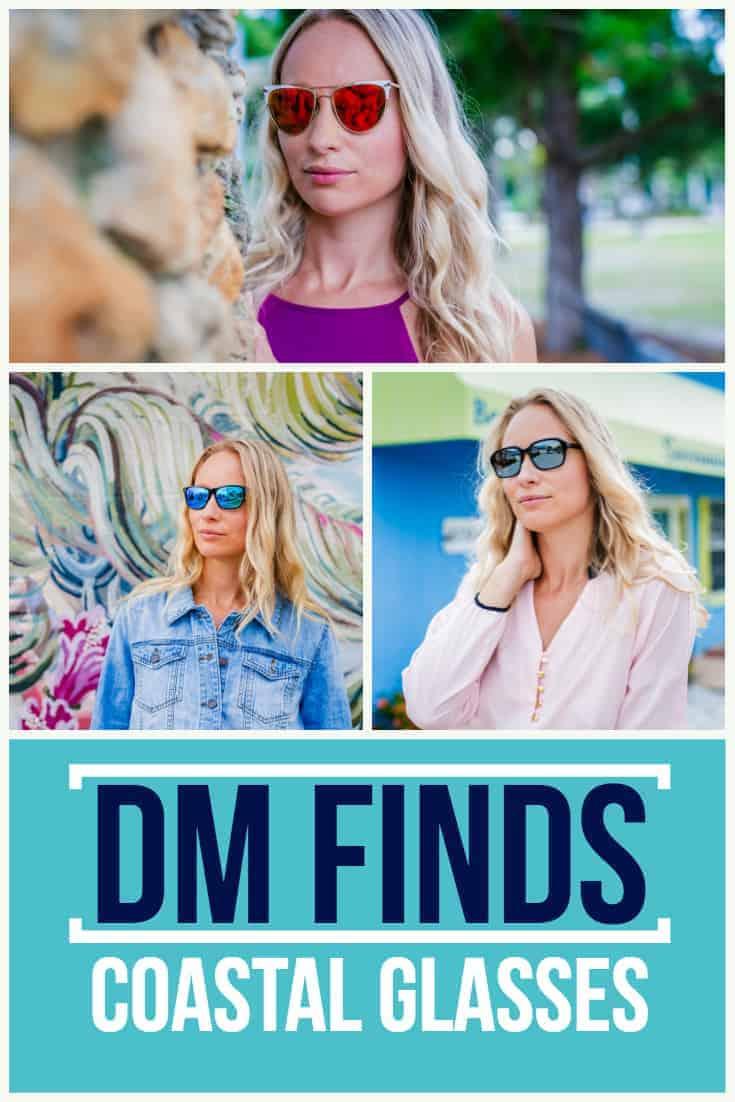DM Finds Coastal Glasses