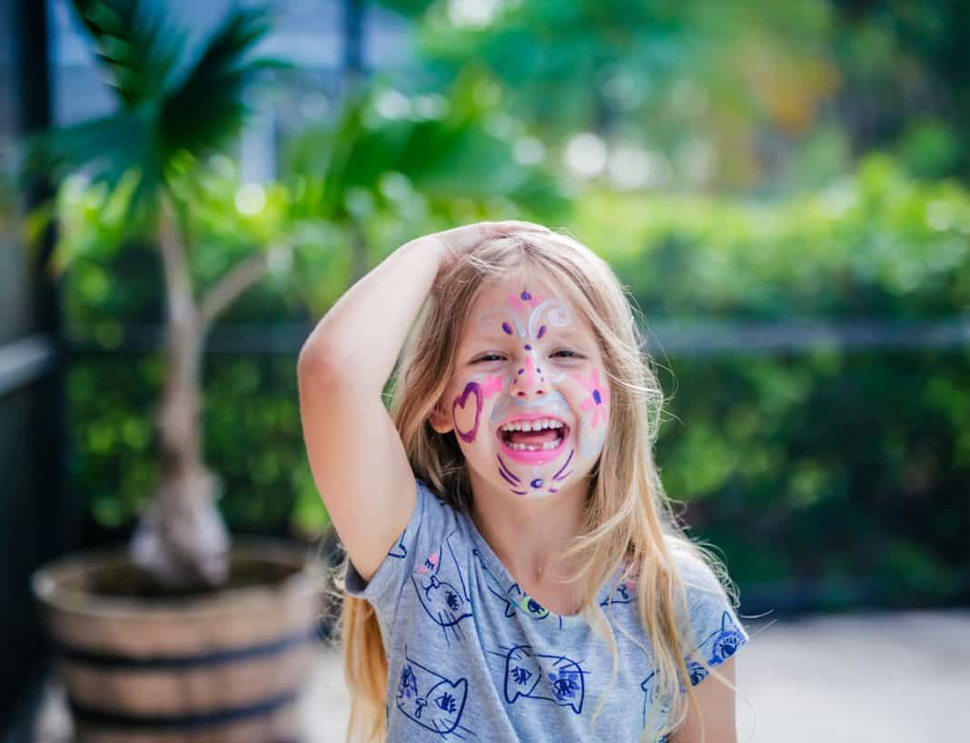 Snazaroo- 10 Easy Kids' Face Paints In Under 10 Minutes