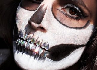 3 Skull Makeup Looks To Try