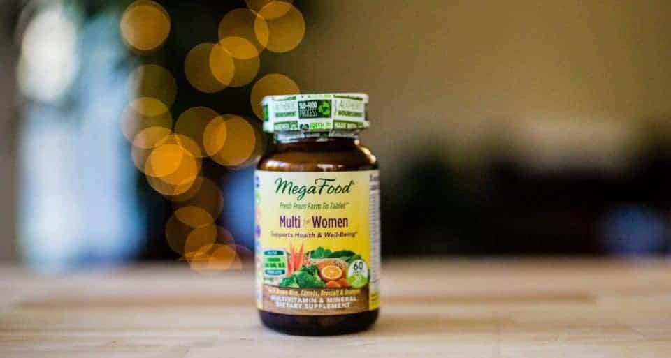 Mega Foods Vitamins 15
