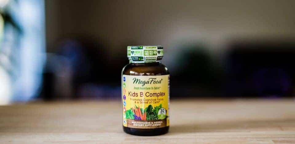 Mega Foods Vitamins 18