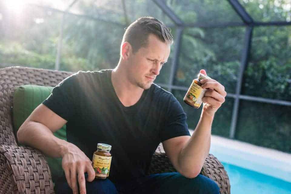 Mega Foods Vitamins 29