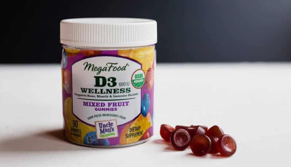 Mega Foods Vitamins 3