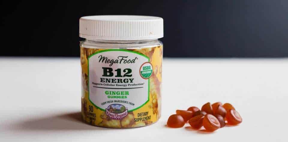 Mega Foods Vitamins 5