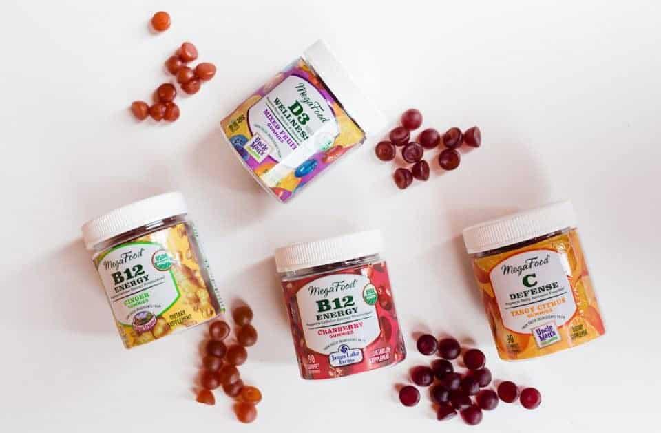 Mega Foods Vitamins 7